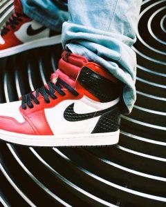 Nike Women's Air Jordan 1 Retro High OG 'Satin Snake' – Editorial