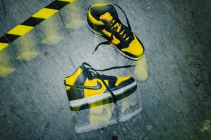 Nike Dunk Hi SP by Jason Noire